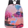 Beautiful Teenager School Backpacks For Girls, Mellotextile BO1026