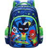 Backpack School Book Bag For Elementary Students, Mellotextile BO1013