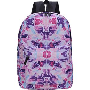 Mellotextile Fashionable Travel Backpacks Teens School Bookbags-0