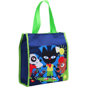 Mellotextile Durable Tutorial Bag & Tote Bag For Kids-0