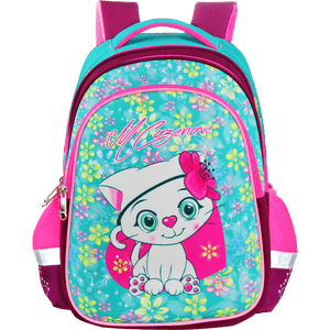Mellotextile Animal Cartoon Book Bags School Backpack-0