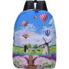 Beautiful Teenager School Backpacks Book Bags, Mellotextile BO1028