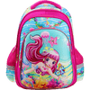 Cute Mermaid Princess Comic School Bag Girls, Mellotextile BO1016